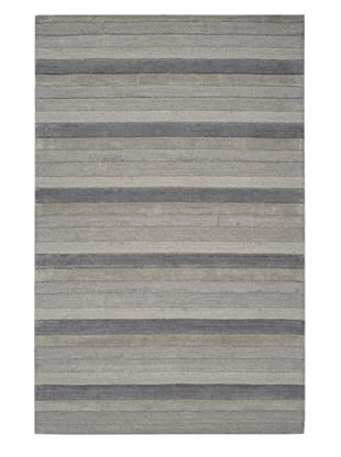 Surya Mystique Rug, Gray/Blue Gray/Light Gray, 3' 3