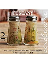 Tuscany salt & Pepper Shaker 115 ml Set of 2