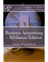 Business Advertising: Sluit Lesplanne