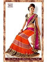 Bollywood Replica Lehnga Saree - Arisha7013