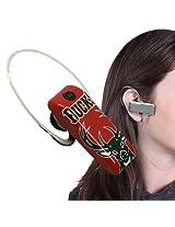Earloomz SL-396 Bucks - Bluetooth Headset - Retail Packaging - Black/Red