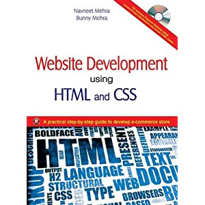 Website Development Using HTML and CSS - A Practical Step-By-Step Guide to Develop E-Commerce Store