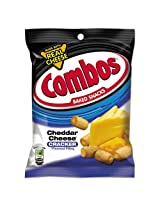 Combos Crackers Cheese, 178g
