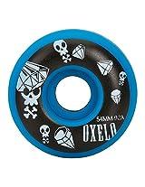 SKATEBOARD-WHEELS-54MM-92A-BLUE