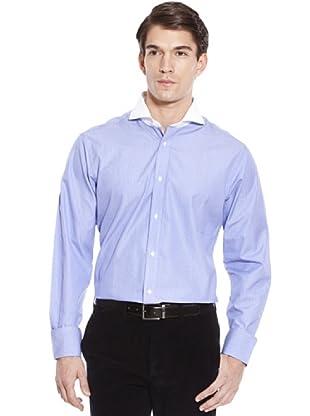 Hackett Camicia Quadri (Azzurro)