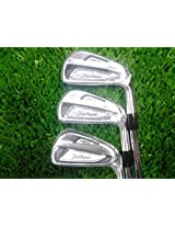 TITLEIST 714 AP 2 IRONS, 4 TO PW.