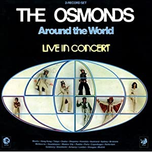 AROUND THE WORLD - LIVE IN CONCERT , from UK)