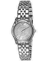 Emporio Armani Analog Silver Dial Women's Watch - AR1716
