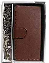 Men's Chain Wallet Phone Case for the iPhone 5