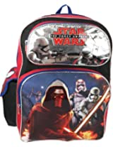 "Disney Star Wars the Force Awakens 16"" Large Backpack"