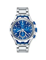 Swatch Xlite YYS4001AG Blue Analogue Watch - For Men