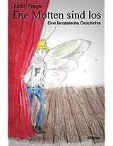 Die Motten sind los (German Edition)