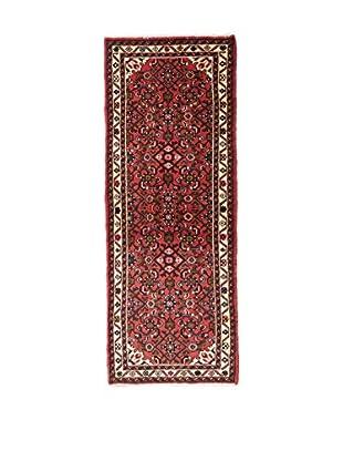 QURAMA Teppich Persian Hoseinabad rot/grün/weiß