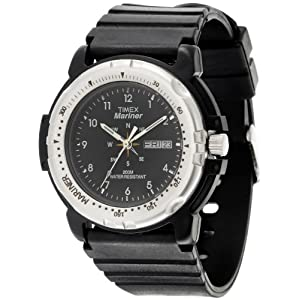 Timex MH23 Sports Black Dial Unisex Watch