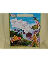 Disney Fairies Tinker Bell Color & Count Activity Set