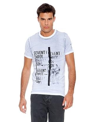 Pepe Jeans T-Shirt Schecter (Dunkelblau)