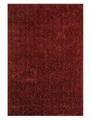 Loloi Rugs Fresco Shag Rug (Red)