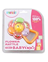 Farlin Flower rattle Baby Toy
