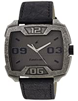 Fastrack Metalhead Analog Grey Dial Men's Watch - 3103SL01