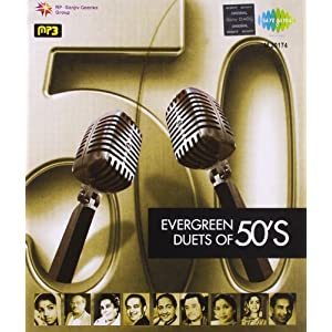 Evergreen Duets of 50's