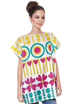 Agatha Ruiz de La Prada Camiseta Printed (Multicolor)