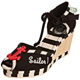 Miss L Fire Sailor Wedges