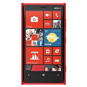 Nokia Lumia 920 (Red)