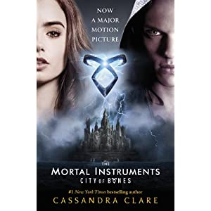 The Mortal Instruments 1: City of Bones Movie Tie-in