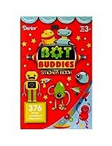 WeGlow International Bot Buddies Sticker Books (4 Books)
