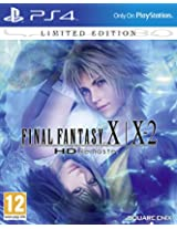 Final Fantasy X/X2 HD Remaster - Limited Edition (PS4)