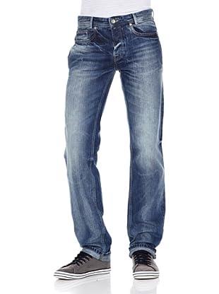 Springfield Pantalón Aunder (Azul)