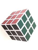 LanLan 3x3 Speed Cube Puzzle White