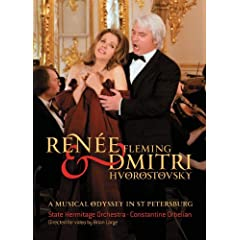 Renee Fleming & Dmitri Hvorostovsky: A Musical [DVD] [Import]