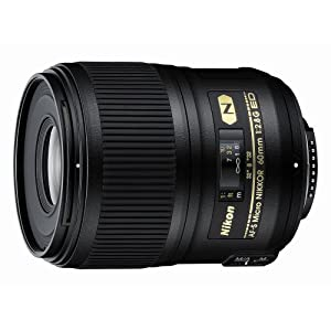 Nikon AF-S Micro 60mm F2.8G ED AFSMICRO60GED