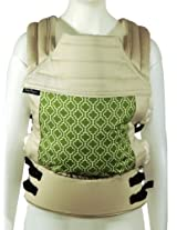 BabyHawk Oh Snap! Baby Carrier, Metro Grass