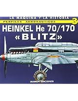 Heinkel He 70/170 Blitz (Perfiles Aeronauticas)