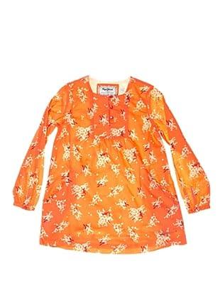 Pepe Jeans London Vestido Melva (Naranja)