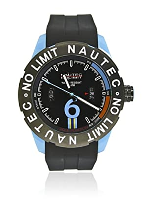 Nautec No Limit Reloj de cuarzo Man ZY2-B QZ/RBPCBKBK-BL  48 mm