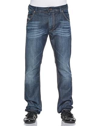 Diesel Pantalón Vaquero Krooley (Azul Denim)