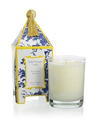 Seda France 10-Oz. Napoleon Lemon Pagoda Candle