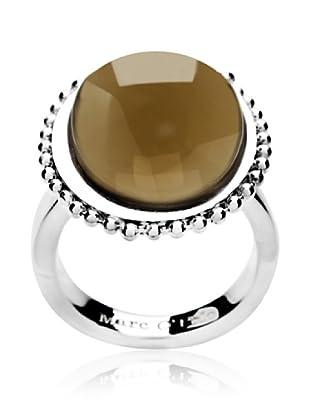 Marc O´Polo Ring Silber Honig Citrin
