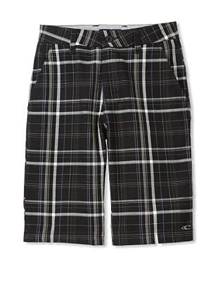 O'Neill Boy's 8-20 Triumph Boy's 8-20 Fixed Shorts (Black)