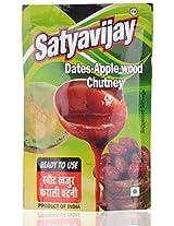 Satyavijay Ready to Use Dates Applewood Chutney - 100 gram