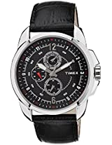 Timex Analog Black Dial Men's Watch - TI000N90500