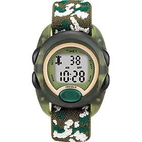TIMEX (タイメックス) 腕時計 キッズデジタル エラスティックストラップ T71912 キッズサイズ [正規輸入品