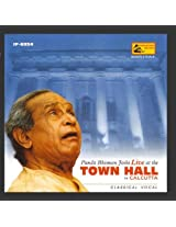 Live at The Town Hall, Calcutta