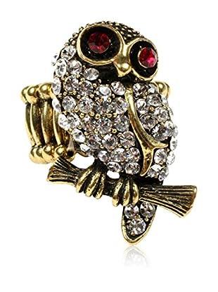 Amrita Singh Ring Sitting Owl