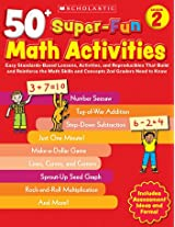 Quality Value 50 Plus Super Fun Math Activities By Scholastic Teaching Resources