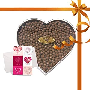 300gm Chocolate Coated Butterscotch with Combo - Chocholik Dry Fruits