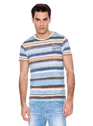 Pepe Jeans London Camiseta Tijuana (Multicolor)